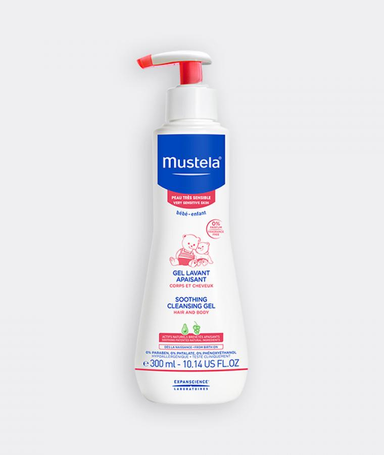 Mustela Cleansing cream for babies with very sensitive skin